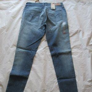 Levi's 535 Jeans 119970057 Legging Medium Blue